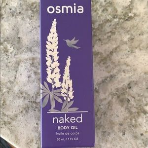 Osmia Naked Body Oil - unscented